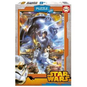 Puzzle 500 pièces : Star Wars EDUCA