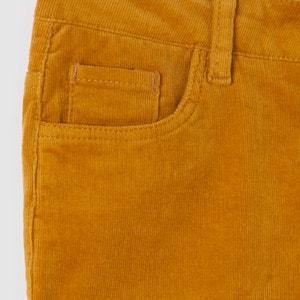 Pantalon slim velours 10-16 ans La Redoute Collections