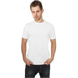 Tee-shirt URBAN CLASSICS col rond basic Blanc URBAN CLASSICS
