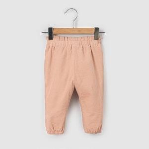 Pantalón de terciopelo 0 meses-2 años La Redoute Collections