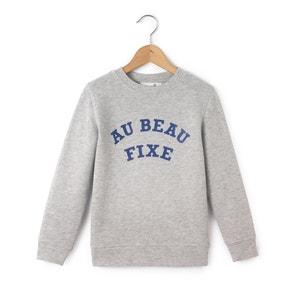 Sweatshirt, runder Ausschnitt 3 - 12 Jahre R édition