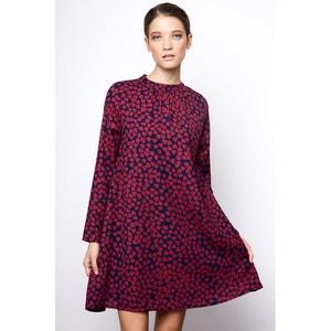 Korte jurk met lange mouwen COMPANIA FANTASTICA