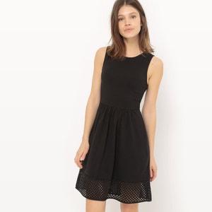 Flared Sleeveless Dress ONLY
