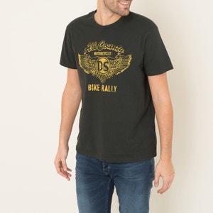 T-Shirt with Printed Motif DENIM and SUPPLY RALPH LAUREN
