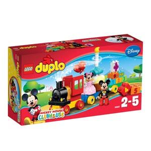 la parade d'anniversaire de Mickey et Minnie LEGO