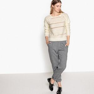 Pantalon loose, large SUNCOO