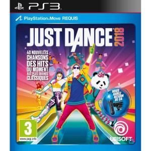 Just Dance 2018 PS3 UBISOFT