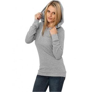 T-shirt à capuche manches longues URBAN CLASSICS