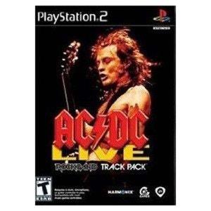 AC DC Live Rock Band pour PS2 ELECTRONIC ARTS