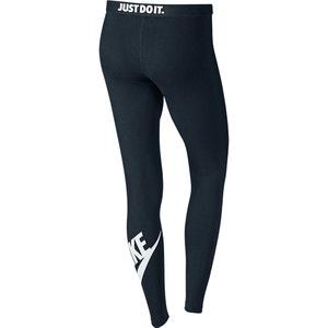 Leggings serrés taille élastiquée, imprimé marque NIKE, Leg a see Logo NIKE