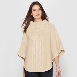 Pullover, Poncho-Stil ANNE WEYBURN