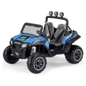 Véhicule électrique : Polaris RZR 900 bleu PEG PEREGO