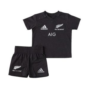 Mini Kit Domicile All Blacks 2015/2016 adidas