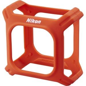 Boitier NIKON Silicone orange KEYMISSION NIKON