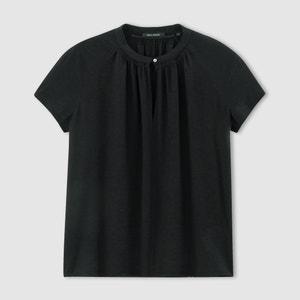 Blusa de mangas curtas, decote em V MARC O POLO MARC O'POLO