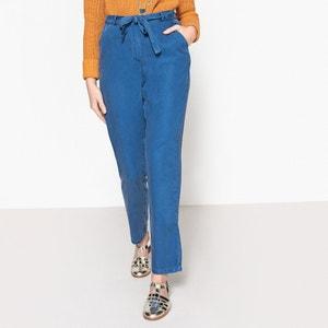 Pantalon large droit MARIE SIXTINE