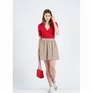 Falda Melon Flower-Print Skirt COMPANIA FANTASTICA