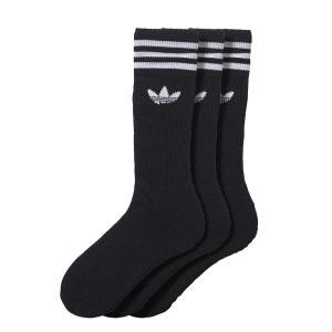 Chaussettes mi-mollet (3 paires) adidas
