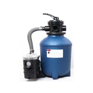 Groupe de filtration à sable complet 5.7 m3/h HABITAT ET JARDIN