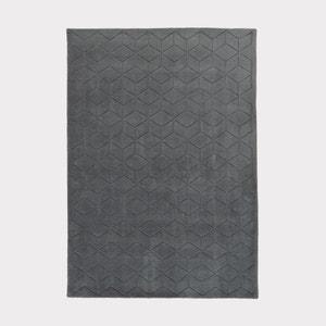 Alfombra 100% lana efecto 3D, Falke La Redoute Interieurs
