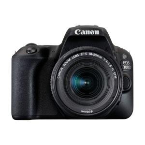Reflex CANON EOS 200D Noir + EF-S 18-55 CANON