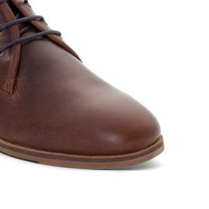 Desert boots em pele ALERTE REDSKINS