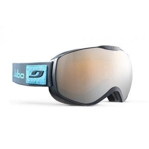 Masque de ski mixte JULBO Gris ISON Gris / Cyan L+ - Spectron 3+ JULBO