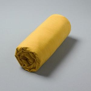 Lenzuolo con angoli in voile di cotone lavato, GYPSE AM.PM.