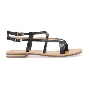 Leren sandalen GEOX