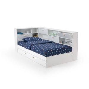 Bed met lade, opberging en beddenbodem YANN La Redoute Interieurs