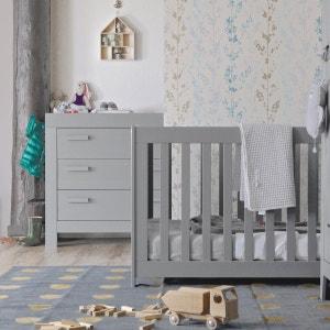 Chambre bebe gris anthracite   La Redoute