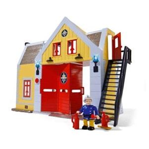 Caserne de pompiers Sam le pompier SMOBY