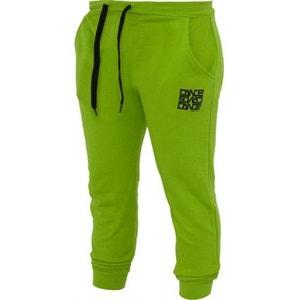 Bas de jogging 3/4 URBAN DANCE Vert Lime / Noir Pantalon 3/4 Danse URBAN DANCE