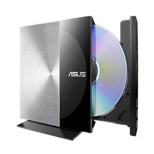 Graveur DVD externe ASUS SDRW-08D3S-U/BLK/G/AS Gris fumé ASUS