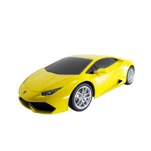 Voiture radiocommandée : Lamborghini Hurican jaune MONDO