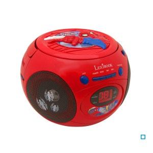 Spider-man - Lecteur CD - LEXRCD103SP LEXIBOOK