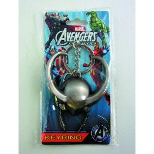 Avengers - Porte Clé Loki en métal MONOGRAM
