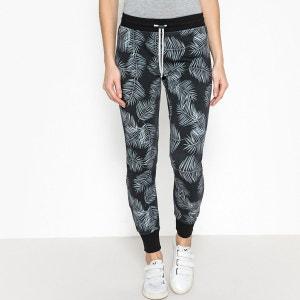 Pantalon taille haute molleton HIGH PRINT SWEET PANTS