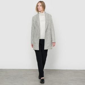 Eloi Herringbone Coat SUNCOO