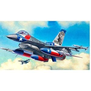 Maquette avion: Model-Set: F-16C USAF REVELL