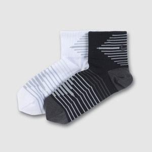 Pack of 2 Pairs of Nike Dri Fit Lightweight Quarter Socks NIKE
