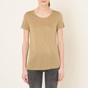 T-shirt bandes paillettes MARIE SIXTINE