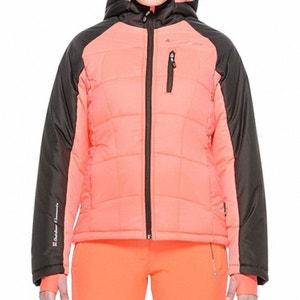 Peak Mountain - Blouson de ski femme ACEPEAK-orange/marron PEAK MOUNTAIN