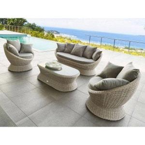 Salon de jardin - Table, chaises Hesperide   La Redoute