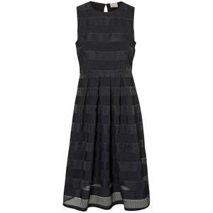 Effen jurk zonder mouwen, knielengte VERO MODA
