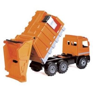 LENA Le camion-poubelle véhicule LENA