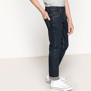 Rechte jeans 10-16 jr La Redoute Collections