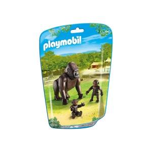 Gorille avec Bébés - PLA6639 PLAYMOBIL