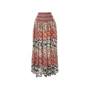Printed Maxi Skirt RENE DERHY