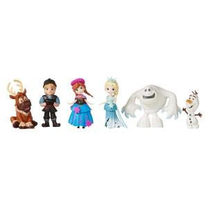 La Reine des Neiges - Mini-poupée Pack Collector - HASB5198EU40 HASBRO